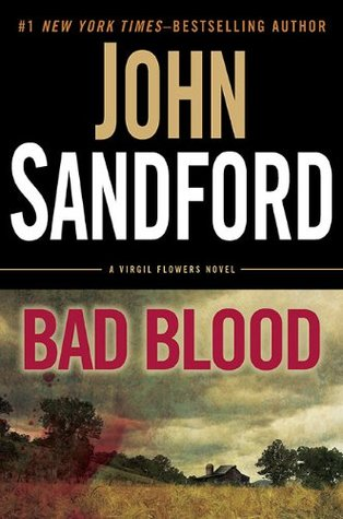 Book Review: John Sandford's Bad Blood