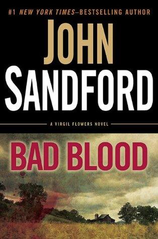 Book Review: John Sandford's Bad Blood