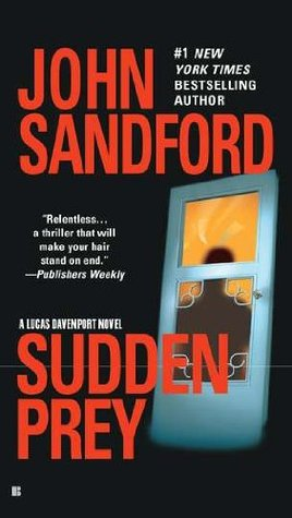 Book Review: John Sandford's Sudden Prey