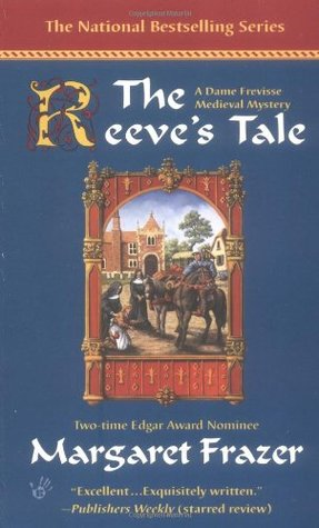 Book Review: Margaret Frazer's The Reeve's Tale