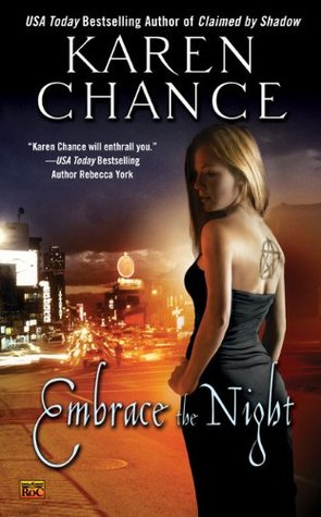 Book Review: Karen Chance's Embrace the Night