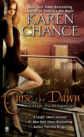 Book Review: Karen Chance's Curse the Dawn