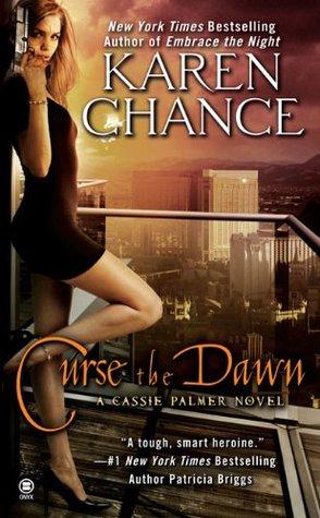 Book Review: Karen Chance's Curse the Dawn