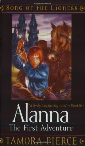 Book Review; Tamora Pierce's Alanna: The First Adventure