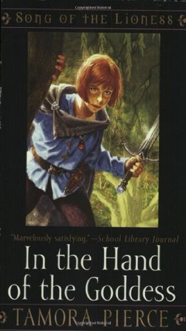 Book Review: Tamora Pierce's In the Hand of the Goddess