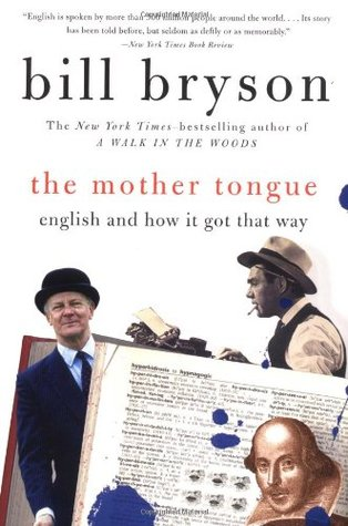 Mother tongue bill bryson summary