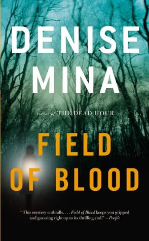 Field of Blood (Paddy Meehan, #1)