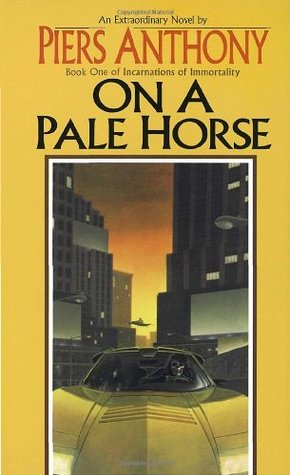 On a Pale Horse (Incarnations of Immortality, #1)