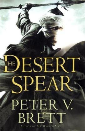 Book 2: THE DESERT SPEAR
