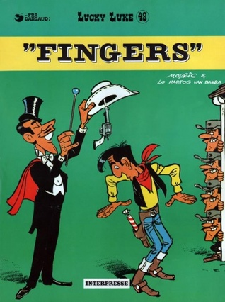 Fingers (Lucky Luke #48)  by  Lo Hartog van Banda