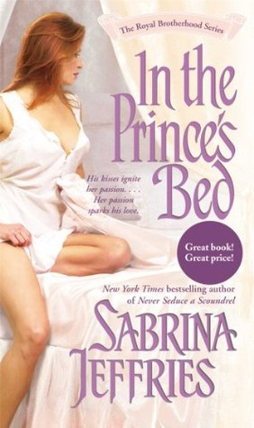 In the Prince's Bed (Royal Brotherhood, #1)