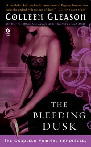 The Bleeding Dusk (The Gardella Vampire Chronicles, #3)
