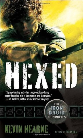 Book Review: Kevin Hearne's Hexed