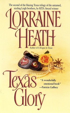 Texas Glory (Texas Trilogy, #2)