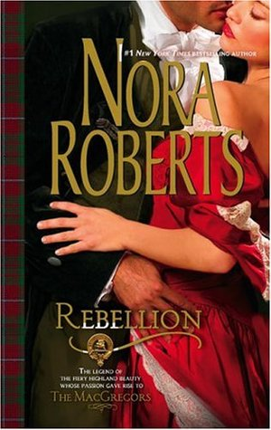 Book Review: Nora Roberts' Rebellion