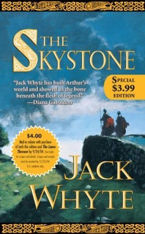 The Skystone (Camulod Chronicles #1)  by Jack Whyte />