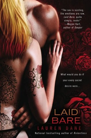 Book Review: Lauren Dane's Laid Bare