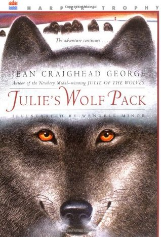 """an overview of the wolves Answer the discussion questions following the chapter summaries of """"julie of the wolves,."""
