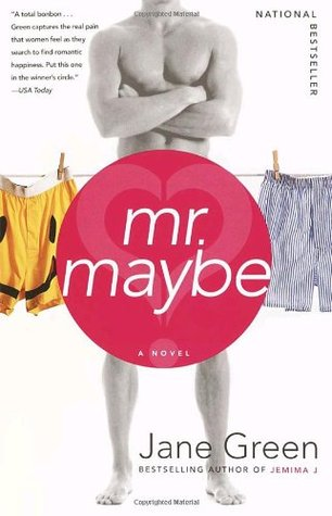Mr. Maybe (Paperback)