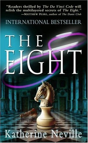 "The Eight by Katherine Neville - featured on Favorite Reads - A list of just a tiny sampling of my favorite books, compiled for the Schoolhouse Review Crew round-up ""Our Favorite Books"" - Find my list on Homeschool Coffee Break @ kympossibleblog.blogspot.com"