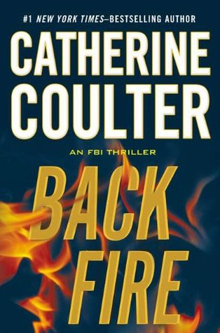 Backfire (FBI Thriller, #16)