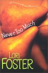 Never Too Much (Brava Brothers, #2)
