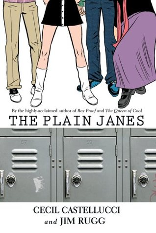 The Plain Janes (Janes #1)