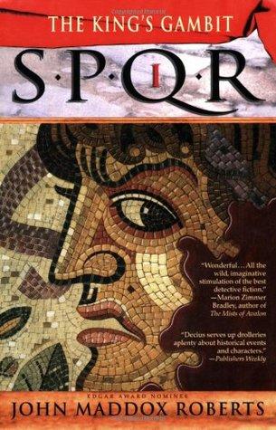 Book Review: John Maddox Roberts' King's Gambit