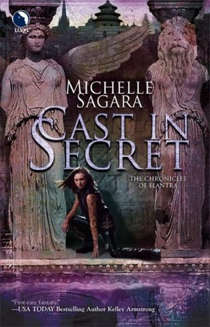 Book Review: Michelle Sagara's Cast in Secret