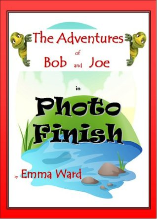 Bob and Joe in Photo Finish  by  Emma Ward