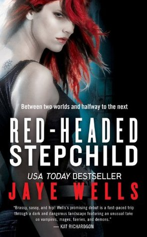 [Audiobook Review] Red-Headed Stepchild by Jaye Wells
