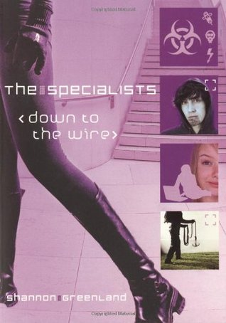Down to the Wire (The Specialists, #2)