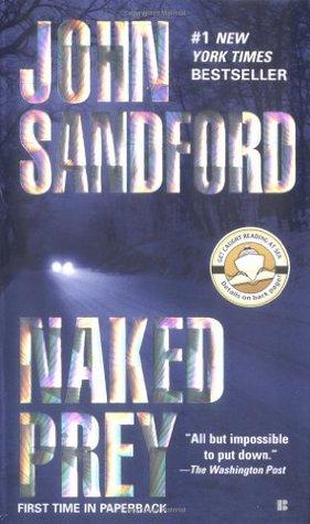 Book Review: John Sandford's Naked Prey