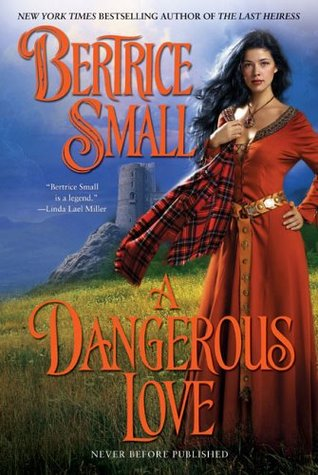 A Dangerous Love (The Border Chronicles #1)