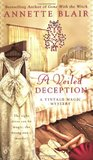 A Veiled Deception (A Vintage Magic Mystery, #1)