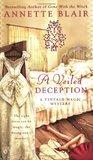 A Veiled Deception (A Vintage Magic Mystery, #1)