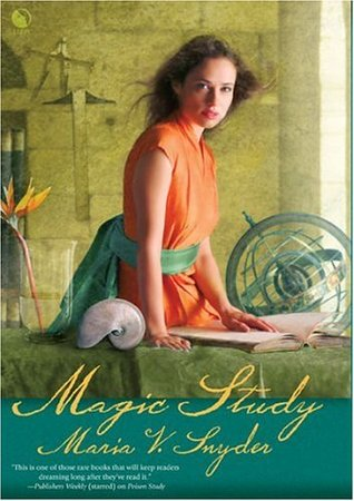 Book 2: MAGIC STUDY
