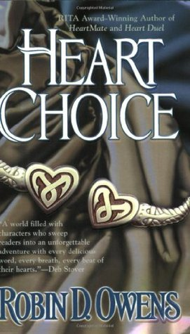 Heart Choice (Celta's Heartmates #4)  - Robin D. Owens