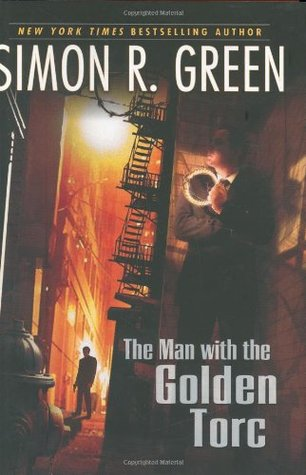 Book Review: Simon R. Green's Man with the Golden Torc