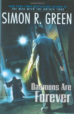 Book Review: Simon R. Green's Daemons are Forever