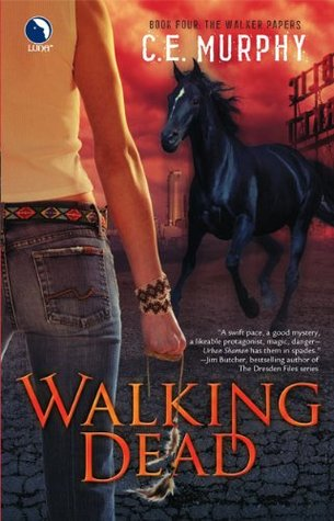 Book Review: Walking Dead by C.E. Murphy