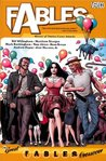 Fables, Vol. 13: The Great Fables Crossover (Fables, #13)