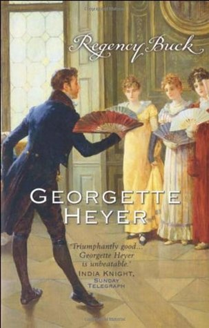Georgette Heyer Regency Romance #1: 'Regency Buck'