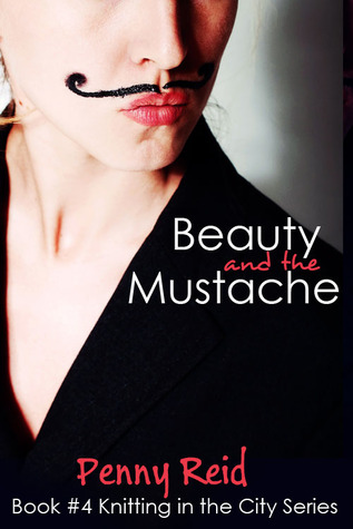 Beauty and the Mustache (Knitting in the City, #4)