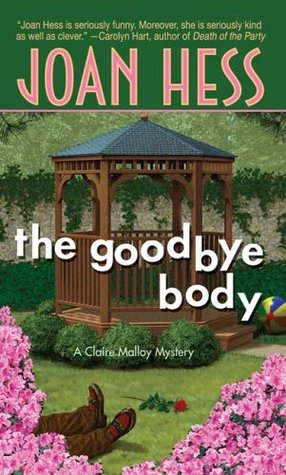 The Goodbye Body by Joan Hess