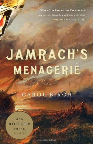 Jamrach's Menagerie cover