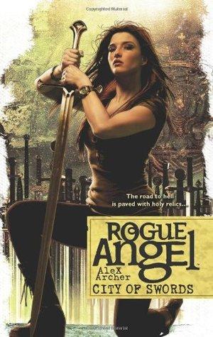 Book Review: Alex Archer's City of Swords