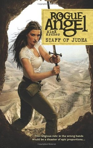 Book Review: Alex Archer's Staff of Judea