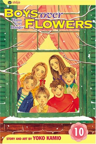 Boys Over Flowers: Hana Yori Dango, Vol. 10 (Boys Over Flowers, #10)