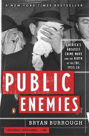 Jacket Image, Public Enemies by Brian Burrough